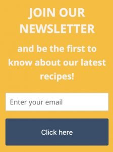 Newsletter subscription text