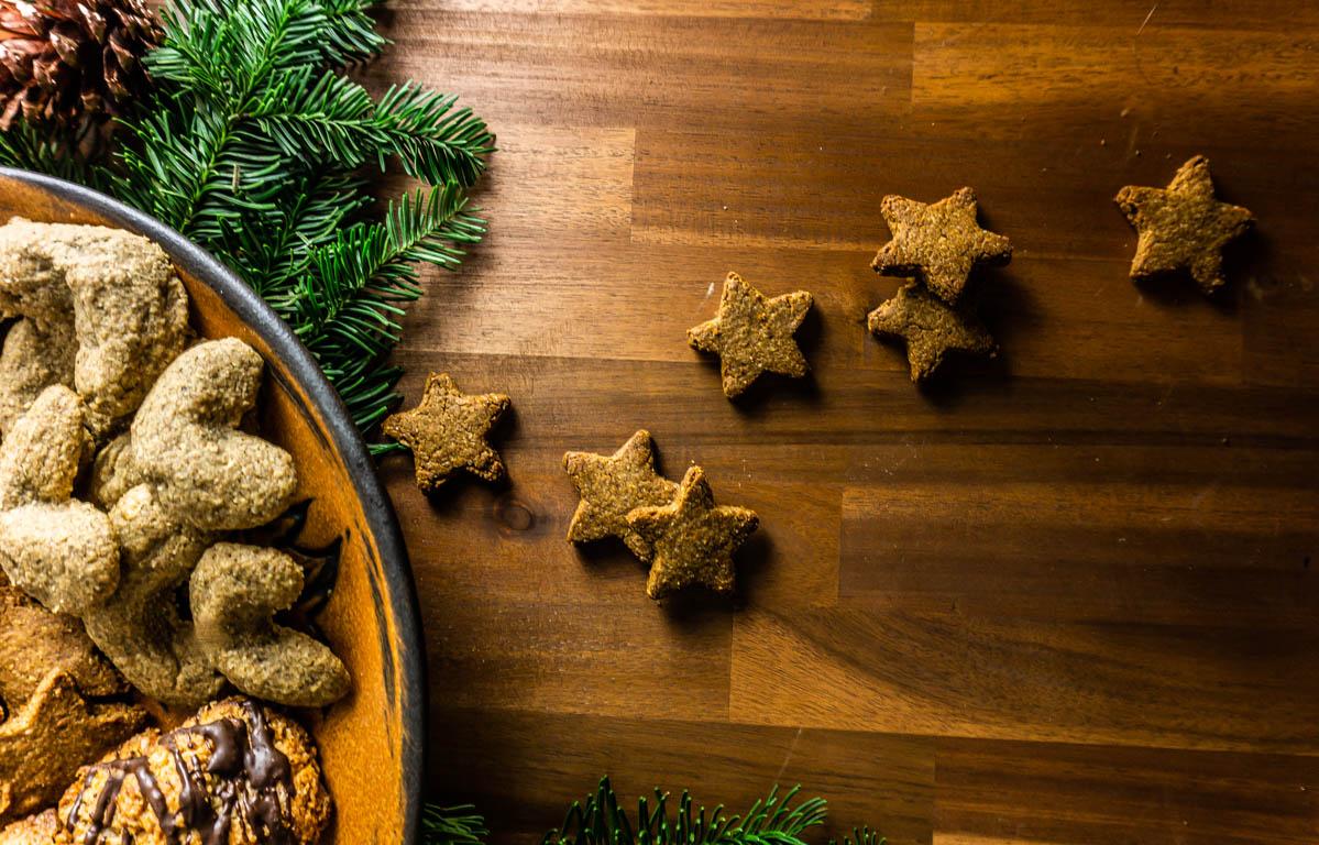 Cinnamon Stars (Zimtsterne)