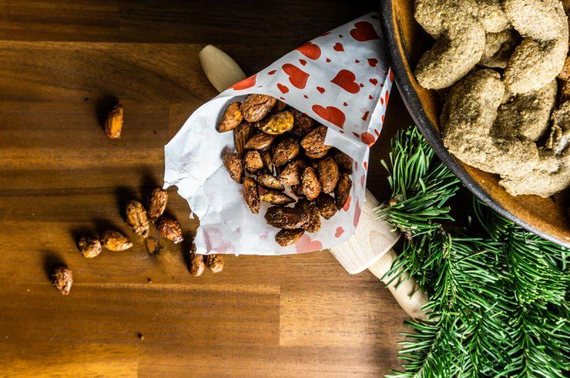 Burnt-Sugar Almonds