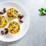 Egg Muffins - Pinterest Image