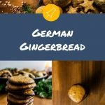 German Gingerbread (Lebkuchen) - Pinterest Image