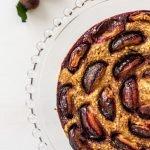 Plum Cake - Pinterest Image