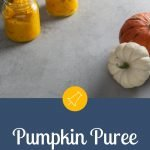 Pumpkin Puree - Pinterest Image