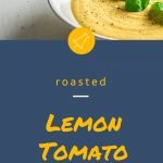 Lemon Tomato Soup - Pinterest Image