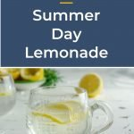 Summer Day Lemonade - Pinterest Image
