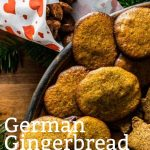 German Gingerbread - Pinterest Image
