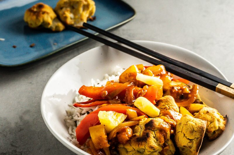 Chinese Sweet and Sour (Sauce)