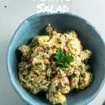 Vegan Potato Salad - Pinterest Image