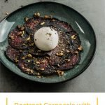 Beetroot Carpaccio with Burrata - Pinterest Image