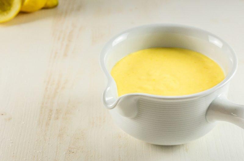 Easy Sauce Hollandaise