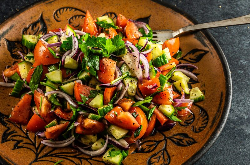 Easy, Simple Summer Salad